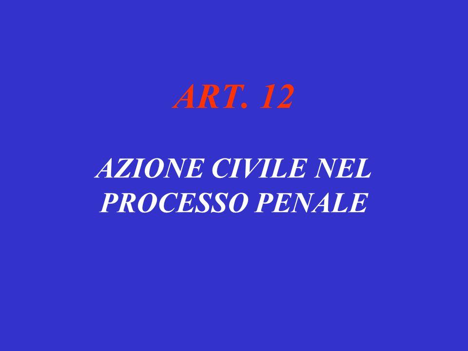 ART. 30 ANTICIPAZIONI FORFETTARIE DAI PRIVATI ALL'ERARIO NEL PROCESSO CIVILE ART. 285 – RIFIUTO IN CASO DI MANCATO PAGAMENTO
