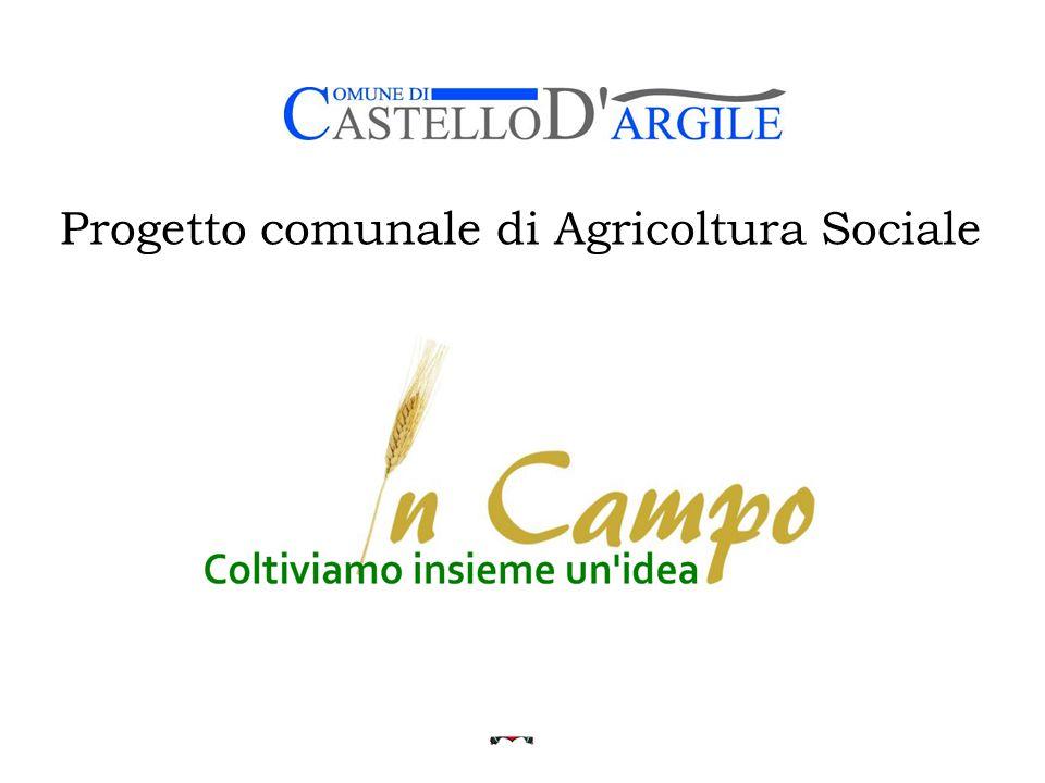 Progetto comunale di Agricoltura Sociale