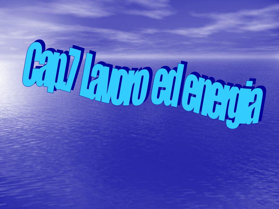 Energia La parola energia rimanda immediatamente e quella di lavoro infatti hanno la stessa unità di misura come avevamo già visto quando abbiamo fatto il calore e e e e e l l l l aaaa t t t t eeee mmmm pppp eeee rrrr aaaa tttt uuuu rrrr aaaa Si definisce energia la misura della capacita che un corpo o un sistema ha di compiere lavoro in virtù di una sua qualche proprietà