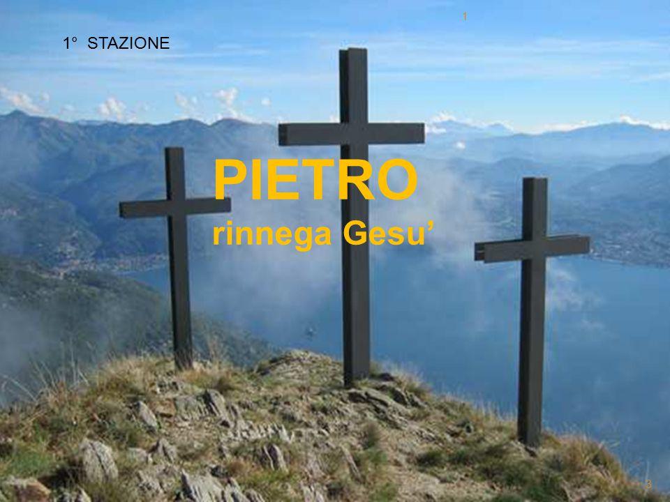 1° STAZIONE PIETRO rinnega Gesu' 1 3