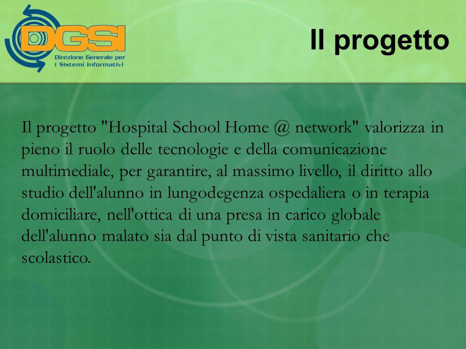 Il progetto Il progetto