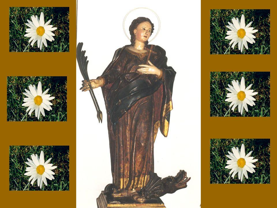 Dall'età di quindici anni Margherita era a conoscenza del coraggio dimostrato dai cristiani davanti alla crudeltà delle persecuzioni e nelle sue preghiere chiedeva a Cristo di essere degna della forza dei martiri gloriosi.