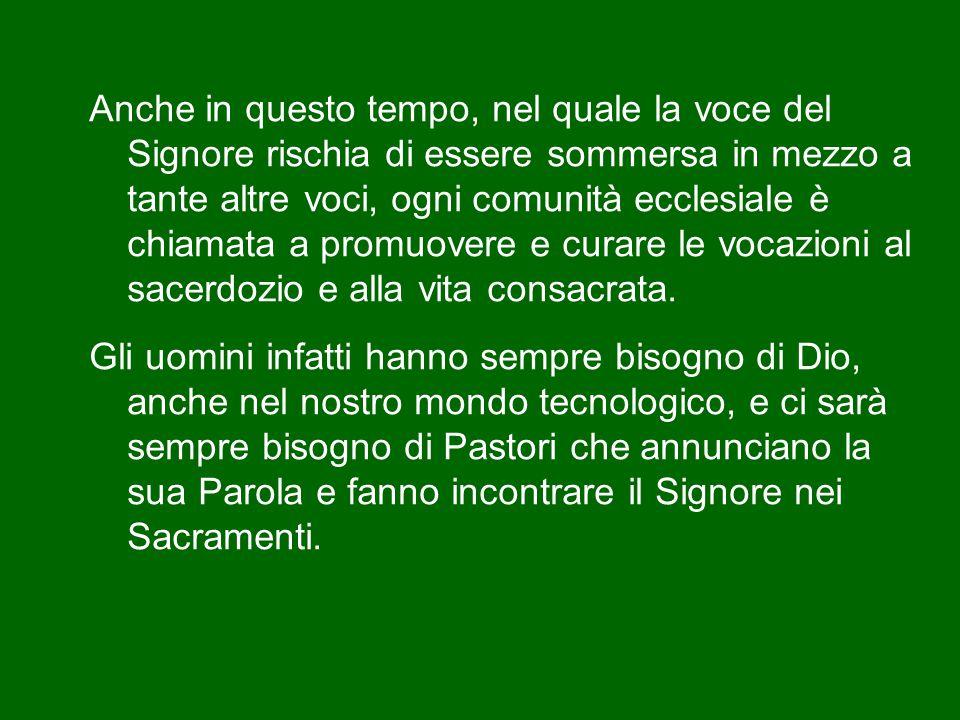 Settant'anni or sono, il Venerabile Pio XII istituì la Pontificia Opera per le vocazioni sacerdotali.