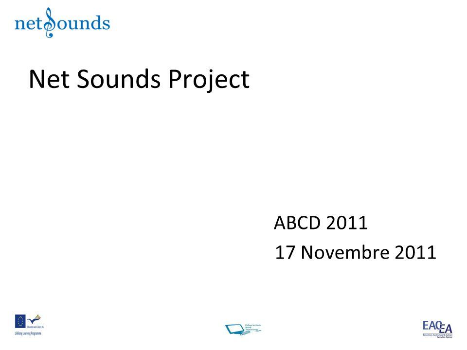 Net Sounds Project ABCD 2011 17 Novembre 2011