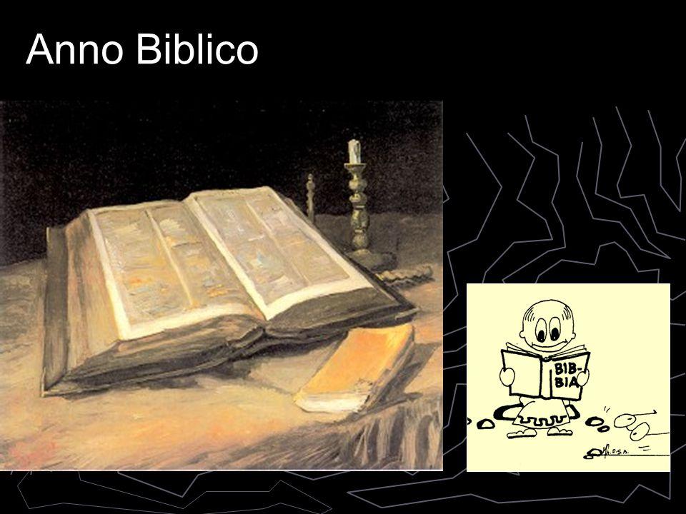 Anno Biblico