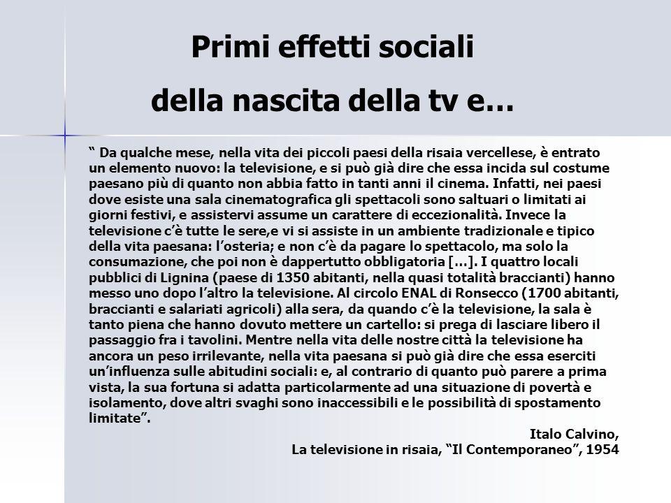 Tv a pagamento in USA Il cavo si afferma già negli anni '60.