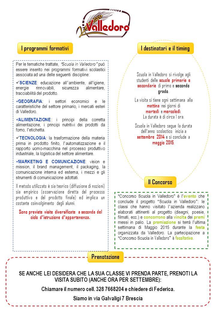 """Per le tematiche trattate, """"Scuola in Valledoro"""" può essere inserito nei programmi formativi scolastici associata ad una delle seguenti discipline: SC"""