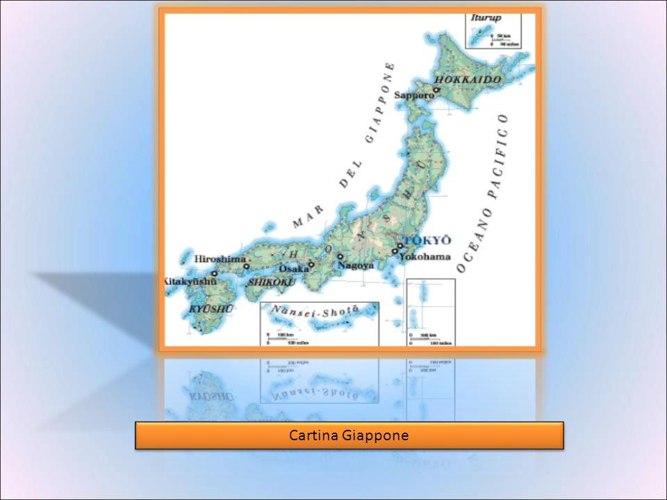 Geografia: Giappone
