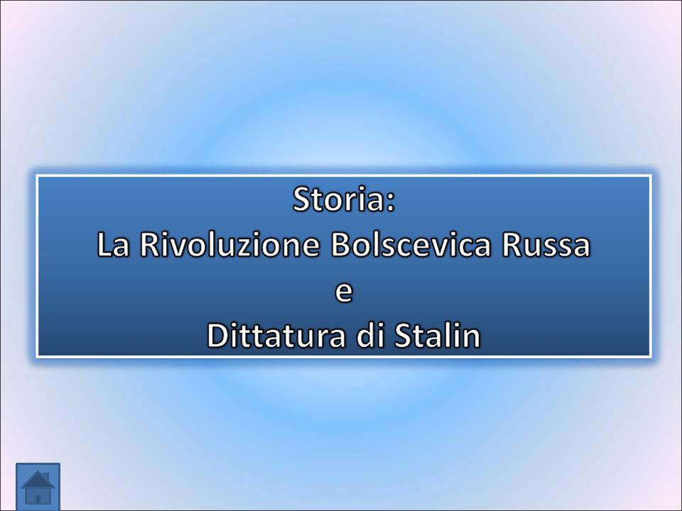 Dittatura Staliniana Muore Lenin (1924) Lotta fra Trockij e Stalin per la successione.