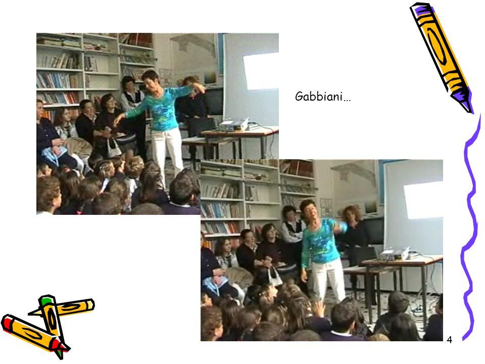 4 Gabbiani…
