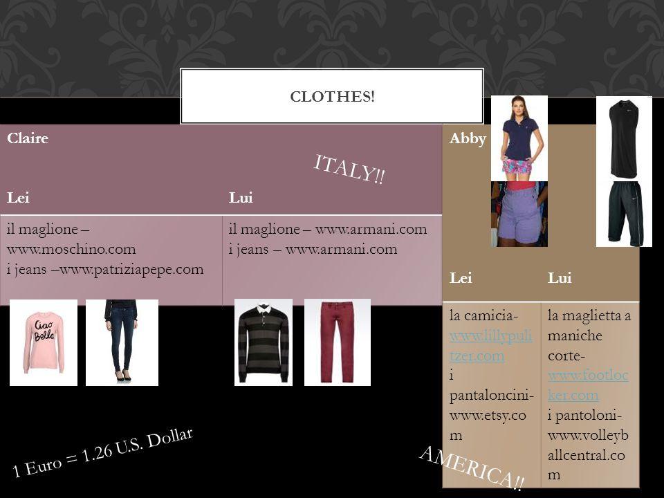 ABBIGLIAMENTO #1 il maglione a tinta unita rosa di cotone i jeans  a tinta unita  blu  di cotone