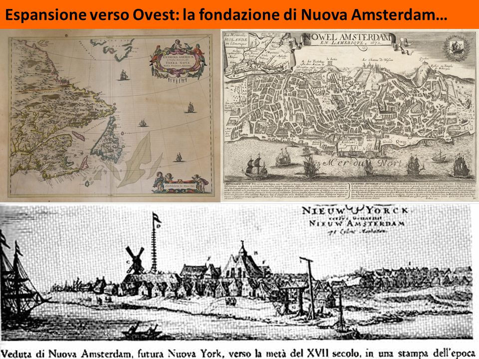 Espansione verso Ovest: la fondazione di Nuova Amsterdam…