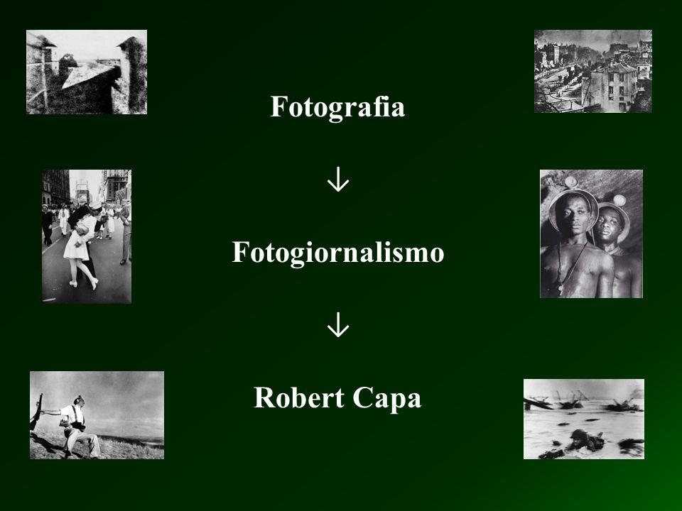 Fotografia ↓ Fotogiornalismo ↓ Robert Capa