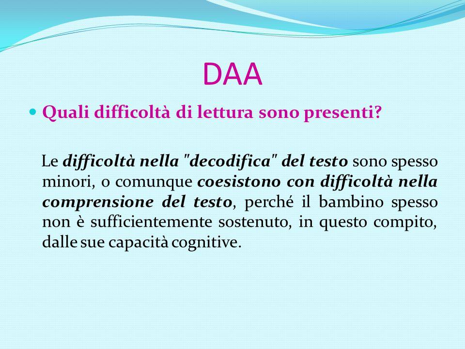 Deficit attentivi e DSA Spesso i b.