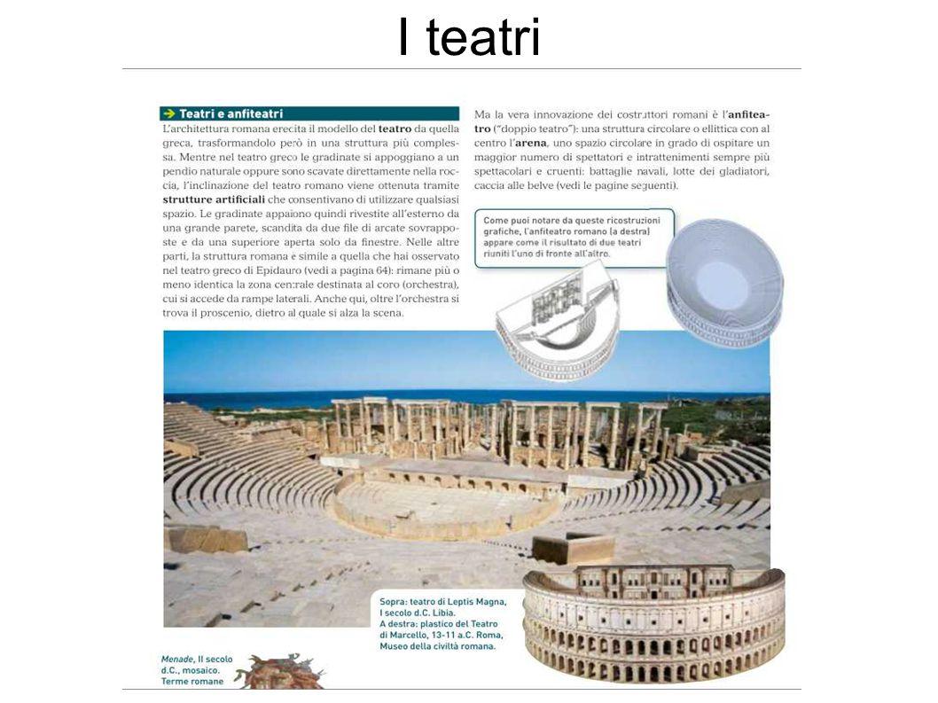 Teatro romano di Torino Teatro romano di Aosta