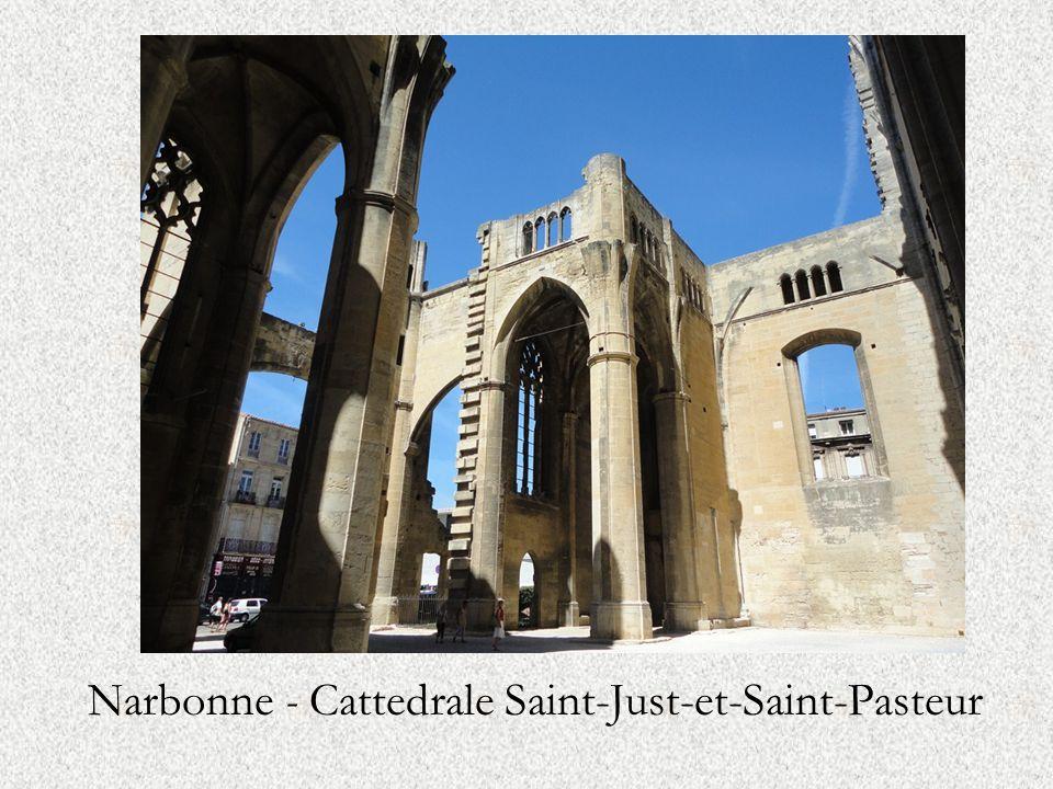 Narbonne - Cattedrale Saint-Just-et-Saint-Pasteur