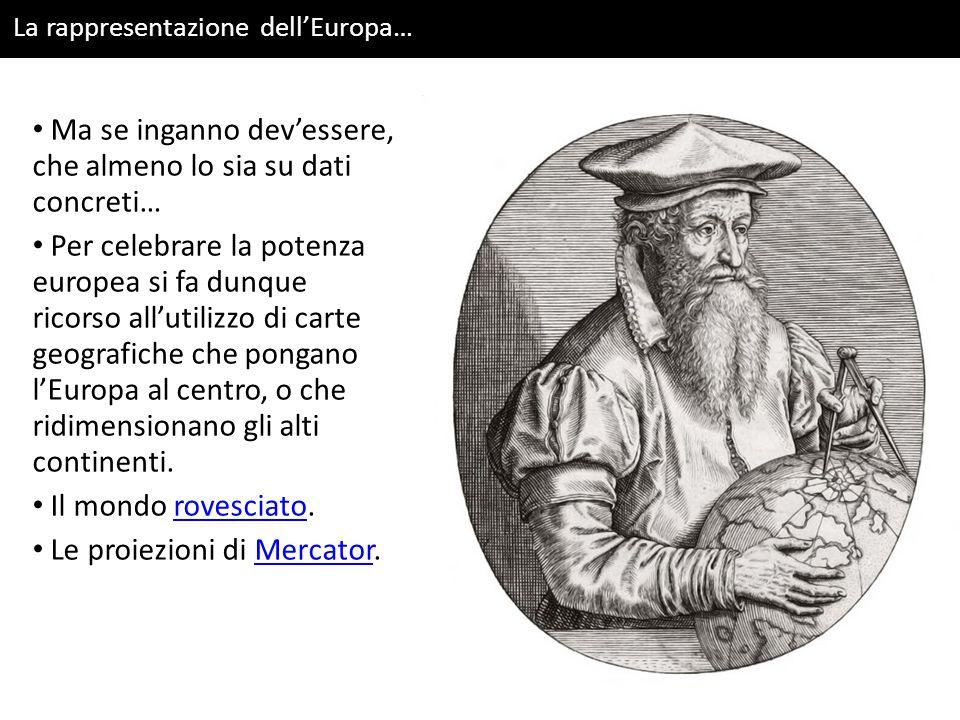 Europa antropomorfa… Europa: la pittura antropomorfa.antropomorfa Europa: la rappresentazione storica per affermare la potenza e il primato del Continente.
