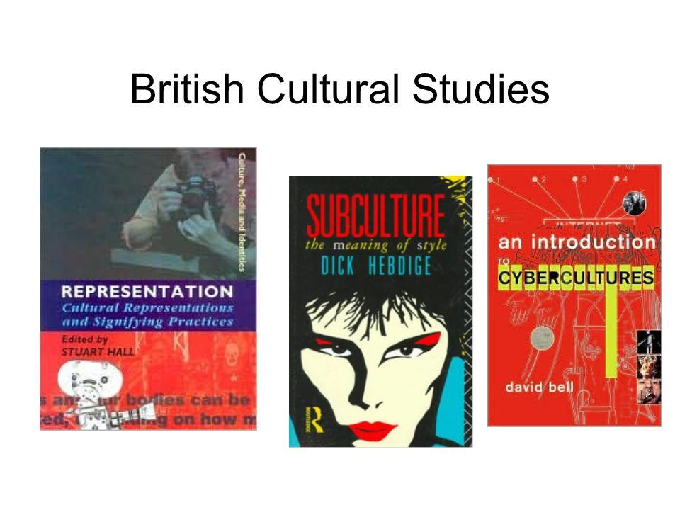 British Cultural Studies