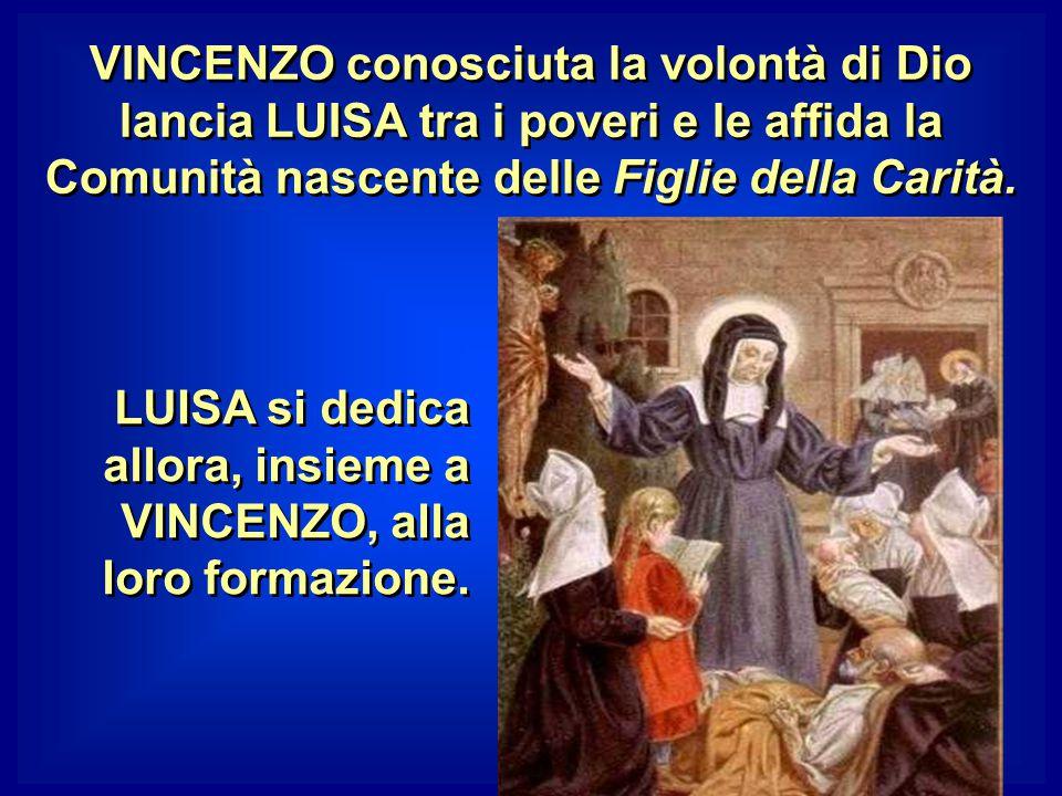 """Le Dame si dichiarano contente di questo aiuto così prezioso … i poveri ne lodano Dio e, vedendo con quale amore li servono, cominciano a chiamarle """"F"""