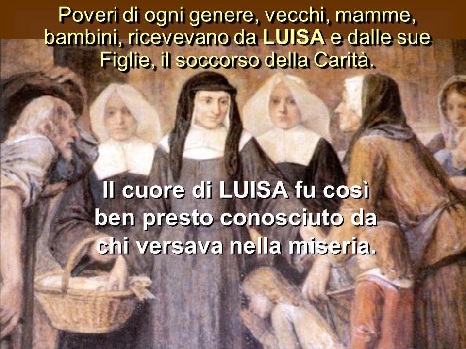 Volontari e Figlie della Carità imparano così che ogni povero rappresenta Gesù Cristo e che per ogni servizio reso ai poveri, il Signore ci dirà: Volo