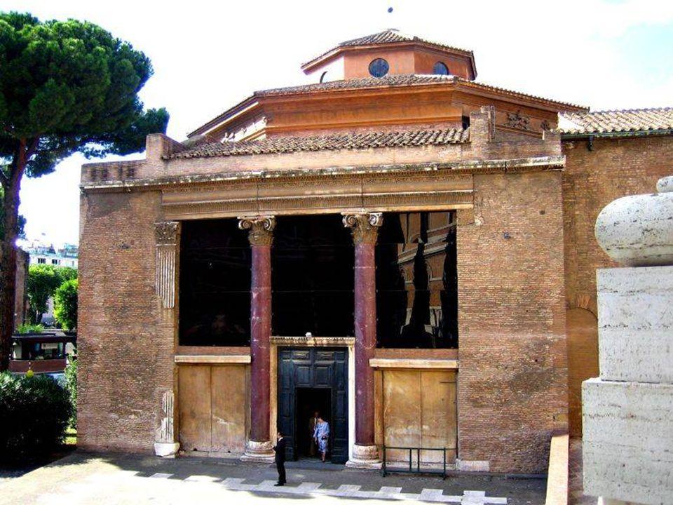 Il Battistero lateranense, il cui titolo è San Giovanni in Fonte, è una chiesa di Roma. Costruito da Costantino nel IV secolo, inaugurato dallo stesso