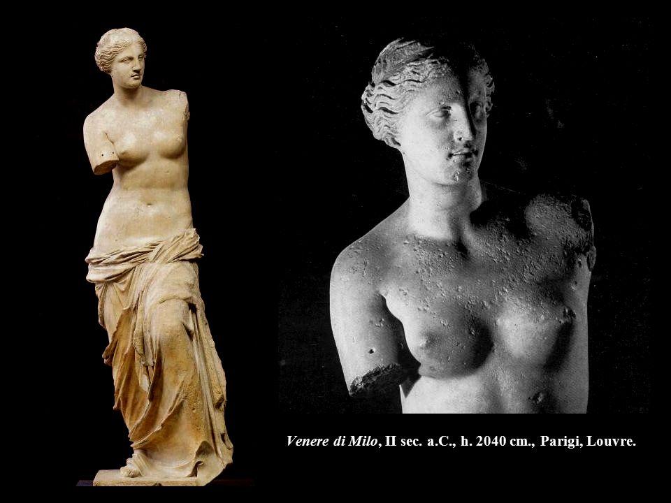 Menelao e Patroclo, II sec. a.C., h. 242 cm., Firenze, Loggia dei Lanzi.