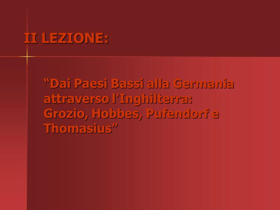 Thomasius propugnò energicamente la libertà di coscienza e la tolleranza religiosa.