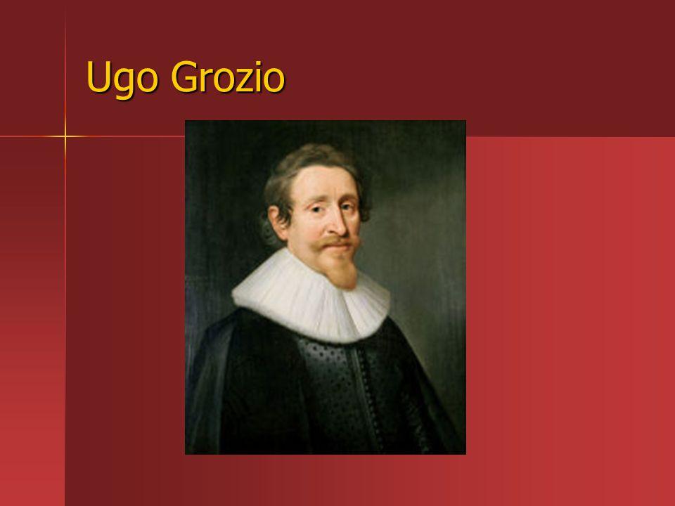 Ugo Grozio