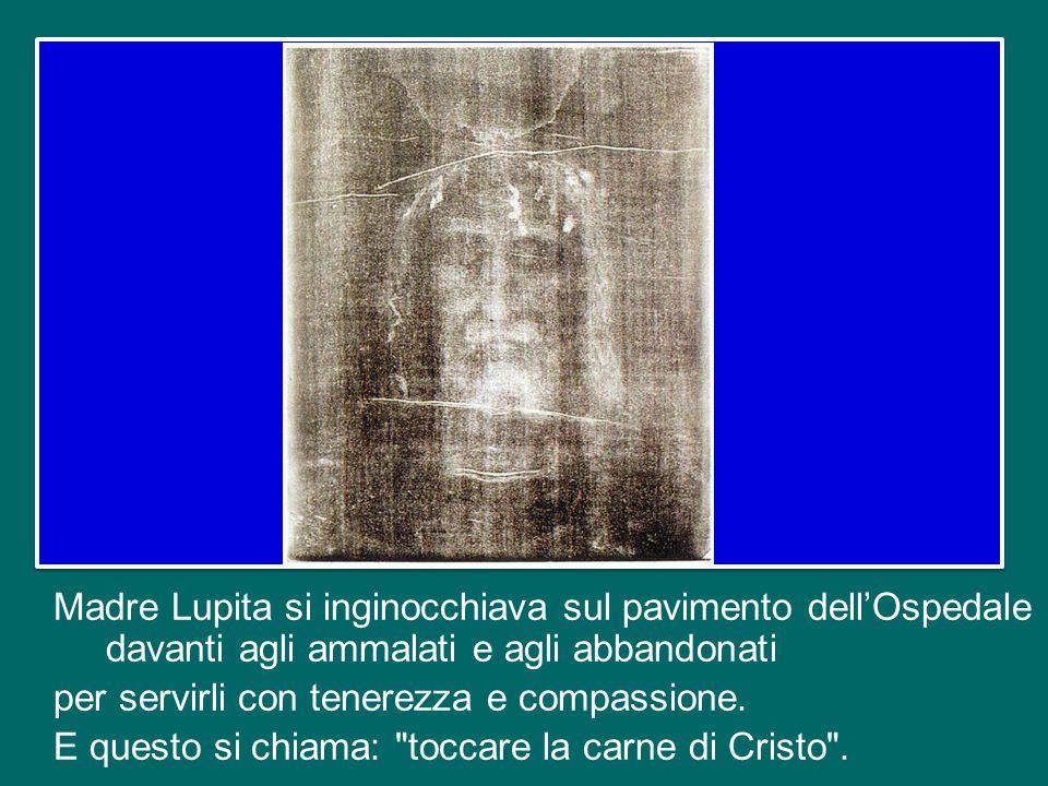 Santa María Guadalupe García Zavala lo sapeva bene.