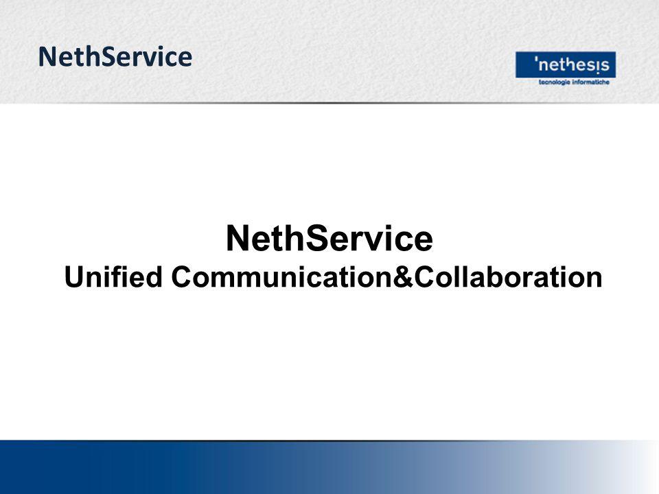 NethService: UC&C