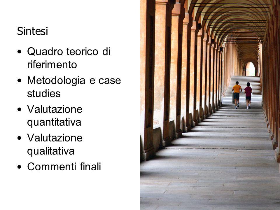 Casi di Studio Puglia Comunidad Valenciana Sardegna Region de Murcia 2000 - 20062007 - 2013 Obiettivo 1 Phasing-in Phasing-out Convergenza Obiettivo 1 Phasing-in > > > =