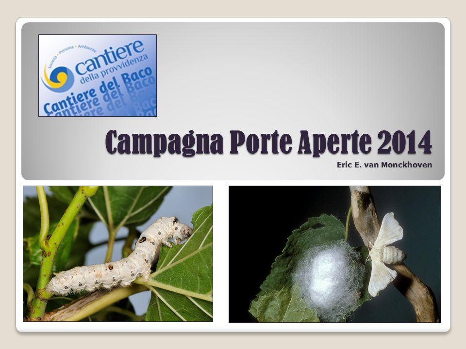 Campagna Porte Aperte 2014 Eric E. van Monckhoven