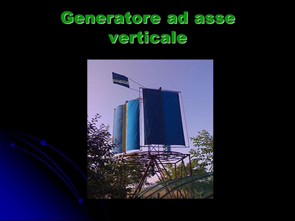 Generatore ad asse verticale