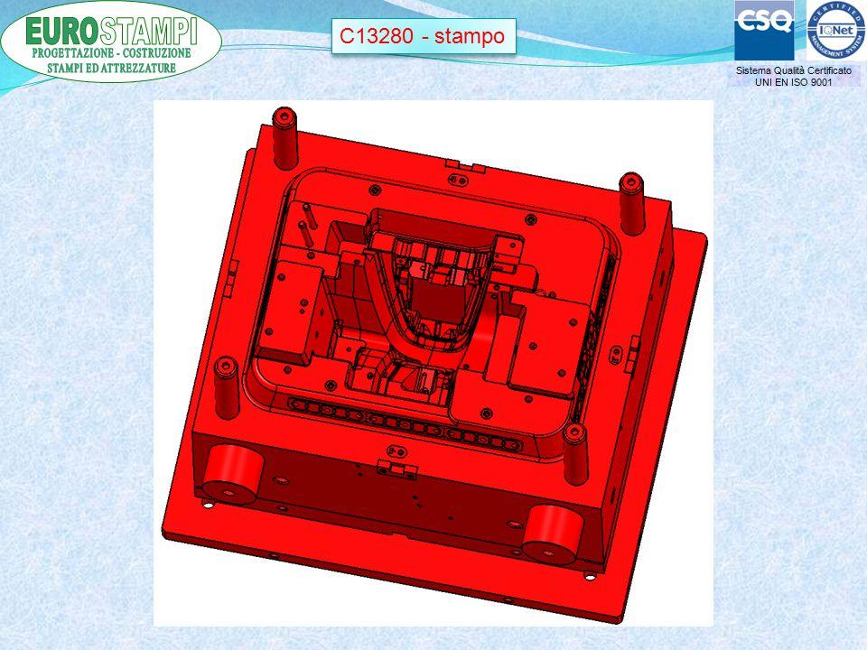 Sistema Qualità Certificato UNI EN ISO 9001 C13280 - stampo