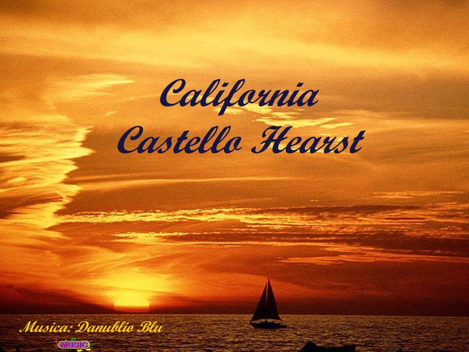 California Castello Hearst Musica: Danublio Blu
