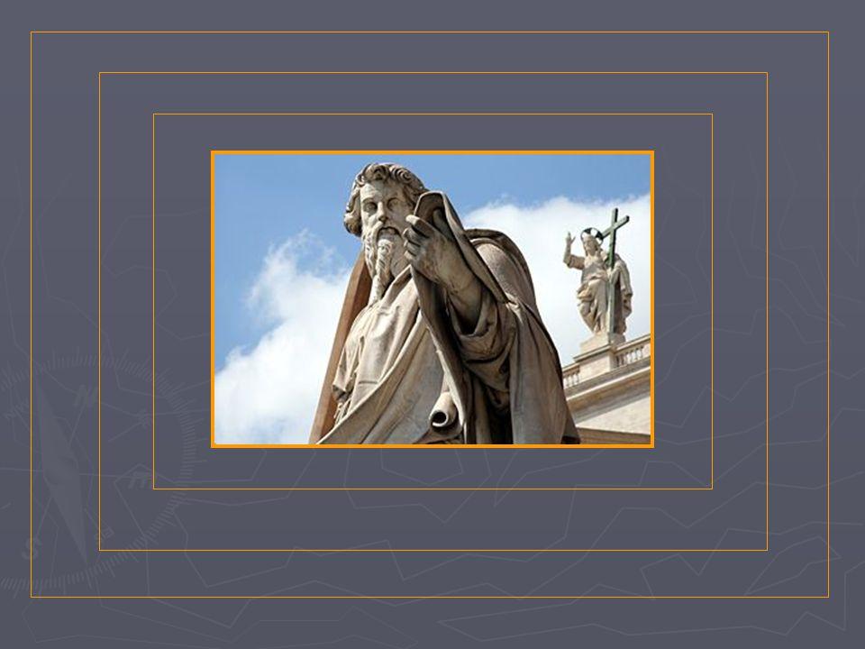 Più che un persecutore, Saulo sembra personificare la persecuzione.