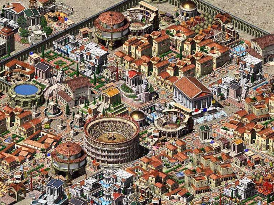 Città commerciale nella quale, a partire dal V-IV sec.