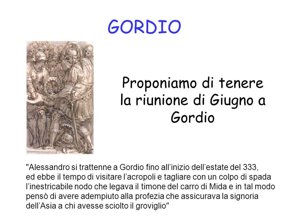 GORDIO