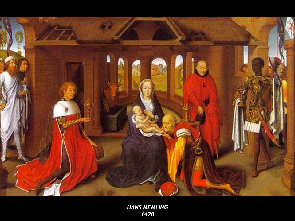 HUGO VAN DER GOES 1470