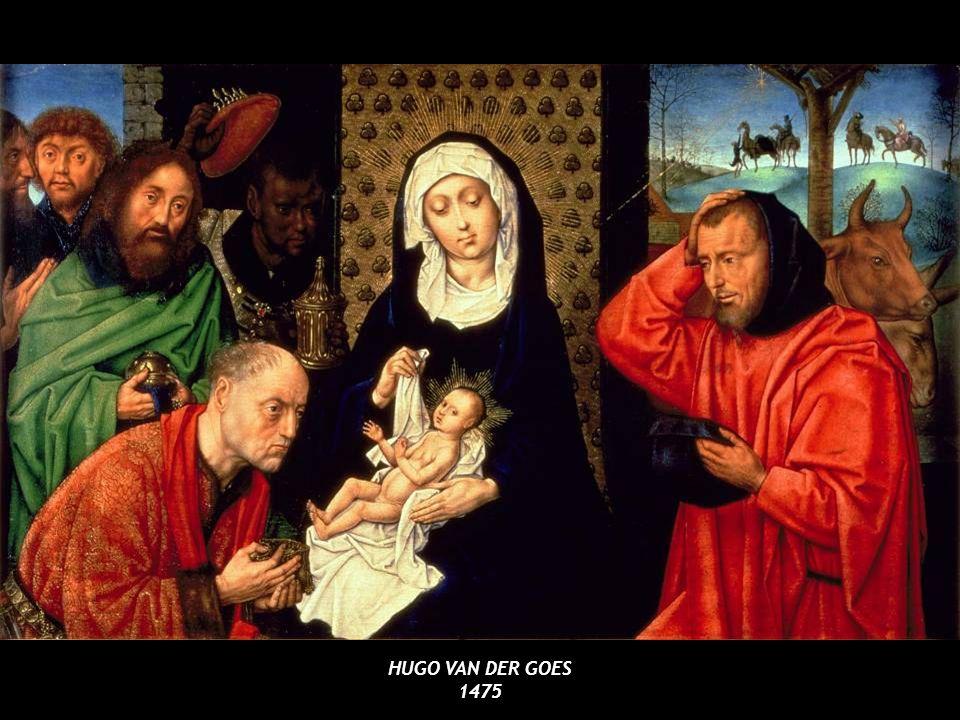 SANDRO BOTTICELLI 1475