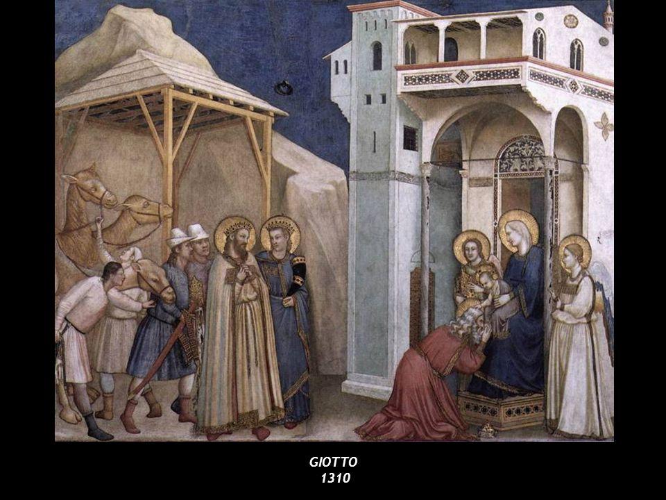 SANDRO BOTTICELLI 1481-82