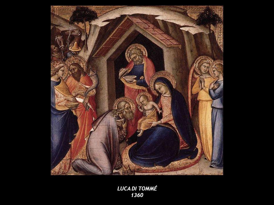 LUCA DI TOMMÉ 1360