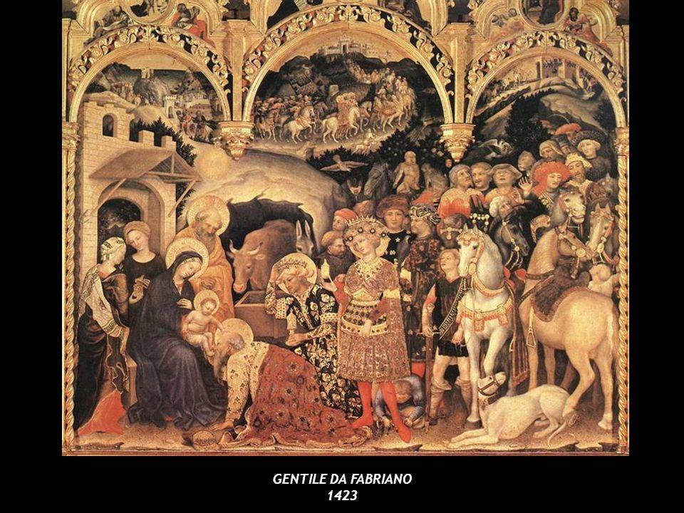 GENTILE DA FABRIANO 1423
