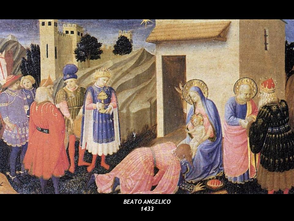 Gesù nacque a Betlemme di Giudea, al tempo del re Erode.