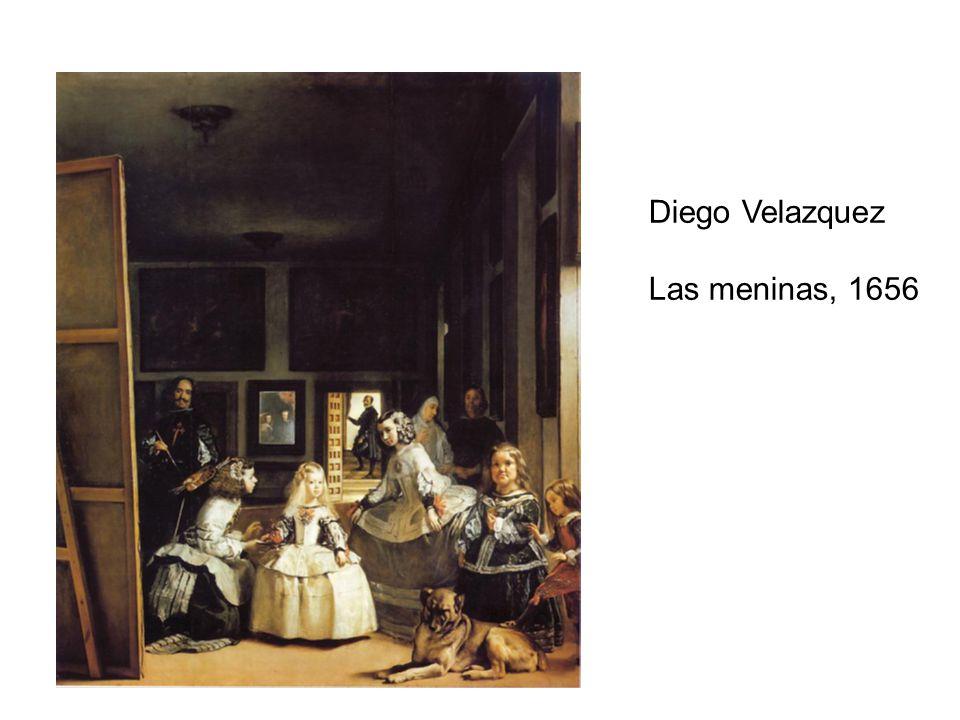 Diego Velazquez Las meninas, 1656
