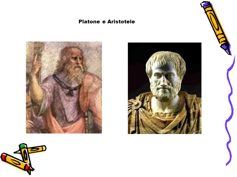 Platone e Aristotele
