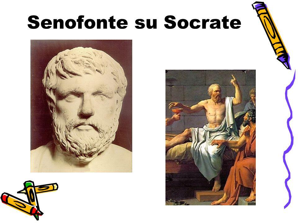 Senofonte su Socrate