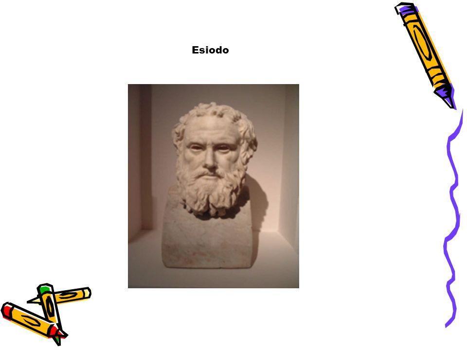 Con Esiodo (VIII-VII sec.a.C.