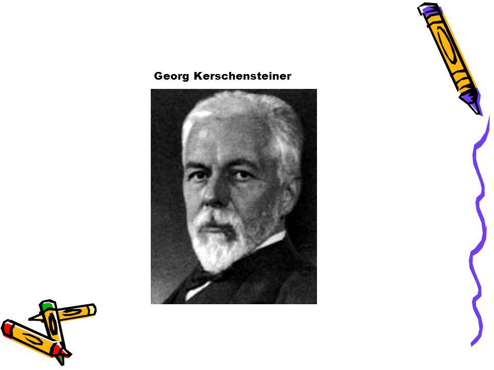 Georg Kerschensteiner