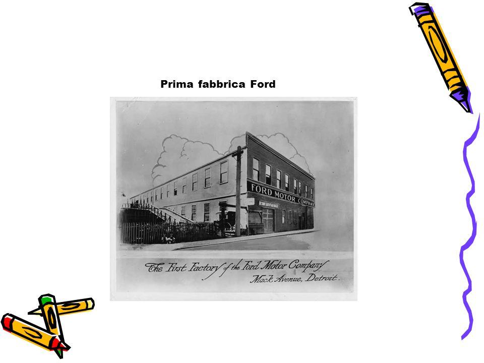 Prima fabbrica Ford